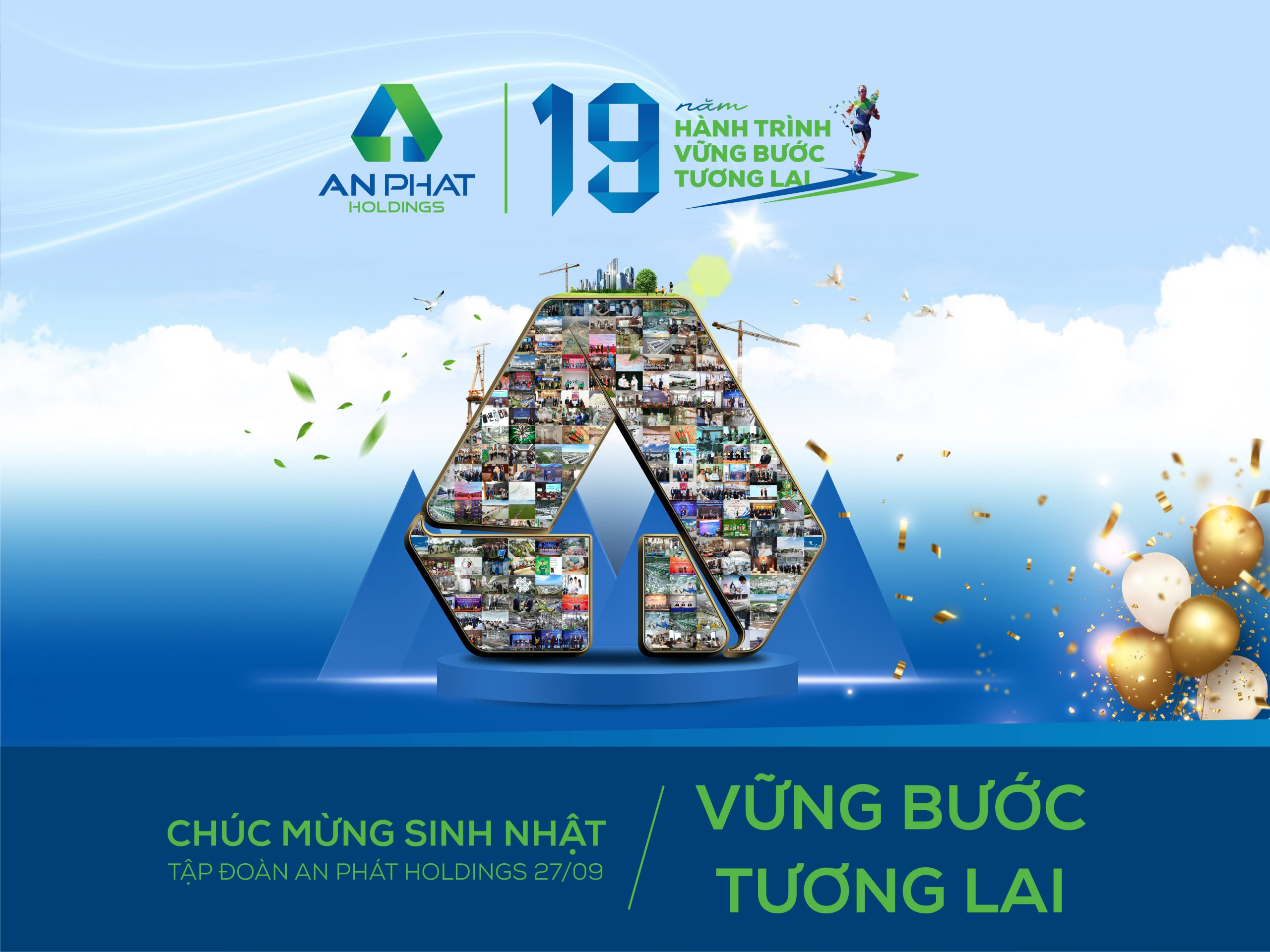 An Phat Holdings – 19 years of celebration (September 27th 2002 – September 27th 2021): A journey towards a sustainable future